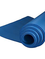 Yoga Mats ( Azul , PVC ) - 10