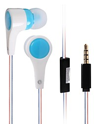 Met Draad - Appel In-Oor - Oordopjes (in-oor) ( Microfoon/Volume Controle/Geluid-Annuleren )