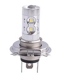 Feux anti-brouillard/Lampe Frontale Automatique 6000K H4