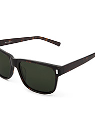 Wangcl Polarized Wayfarer Acetate Retro Sunglasses
