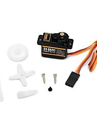neewer® Emax es08md 12g / 2,4 kg mini-metal gear servo digital