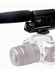 DEBO YS-8 Recording MIC Microphone for Nikon Canon Camera Camcorder Dslr