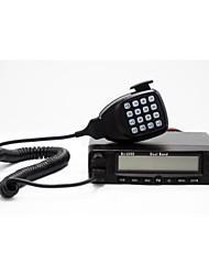 múltiples canales de escaneo de banda dual VHF / UHF de radio móvil bj-uv55 programa de radio de larga distancia