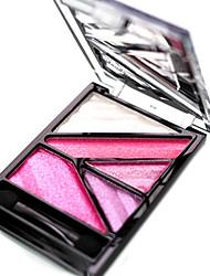 Dreamlike Waterproof Makeup Protecting 5 Colors Eye Shadow
