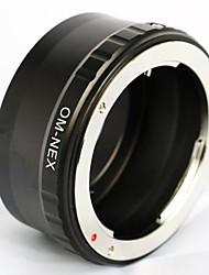 olympus lente om al adaptador de cámara NEX-5R nex-6 NEX-5N NEX-C3 nex-7 e sony