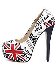 dopo zapatos de las mujeres todos los zapatos de tacón alto partido