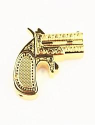 Creative briquets d'armes à feu de jouets expédiés or des tyrans locale