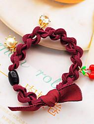 cintas para el pelo dulce de la perla