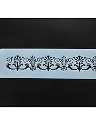 pochoirs gâteau de décoration cuisson fournitures, pochoirs gâteau de pulvérisation décoration st-370
