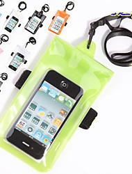 Unterwasser Handy wasserdichte Beutel Fall pvc Packsäcke für iphone 4s 5s samsung galaxy s3 s4 s5 Schnorcheln Schwimmen