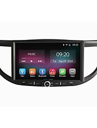 "10.2 ""1 DIN In-Dash Car-Multimedia für Honda CRV 2012-2014 mit Quad-Core-Android 4.4.2 GPS-1024 * 600 2g ram + 16GB Flash-"
