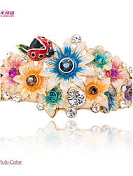 Lady's Alloy/Pageant/2015 New Neoglory Spring Series Jewelry Flower Bangles Bracelet Austrian Rhinestone