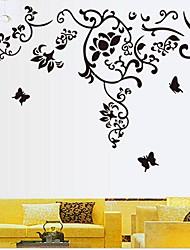 съемный романтического плана цвет ротанга гостиная / диван фон стикер стены