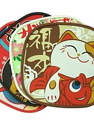 honorv ™ ka-M01 FHD o tapete do carro anti-derrapante (cat fortuna) size: 18,5 centímetros * 14 centímetros