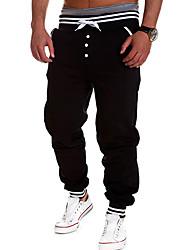 Men's Occasion Pattern Pant Style Pants