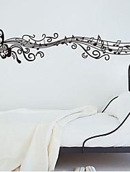 papillon volant sticker mural PVC