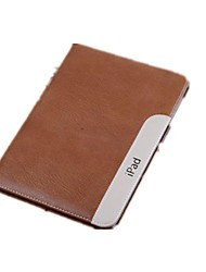 iPad mini 3/iPad mini/iPad mini 2 compatible Solid Color/Special Design Genuine Leather Smart Covers
