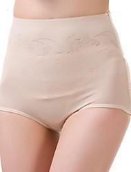 mutandine pantaloni spandex vita cincher poliestere cerniera mandorla lingerie sexy shaper