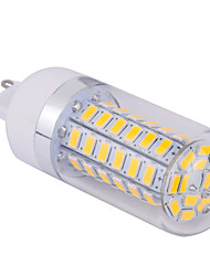 15W G9 LED a pannocchia T 60 SMD 5730 1500 lm Bianco caldo / Luce fredda AC 85-265 V 1 pezzo