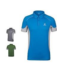 Homme Hauts/Tops / T-shirtCamping & Randonnée / Chasse / Pêche / Fitness / Courses / Sport de détente / Badminton / Basket-ball /