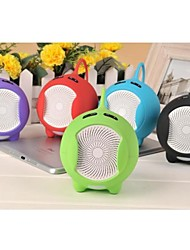 KB300 Portable Active Bluetooth Mini Speaker USB Disk & TF Card   Music Player  (Assorted Colors)