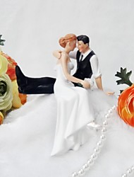 Cake Toppers Sweet Romantic Moment  Cake Topper
