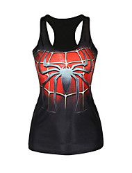 Spider Mini Tank  Dress Night Club Uniform