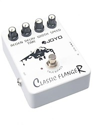 Joyo JF-07 Classic Flanger Guitar Effect Pedal with True Bypass Design for Musical Instrument
