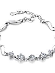 Men's/Women's Fashion Bracelet Sterling Silver Turquoise