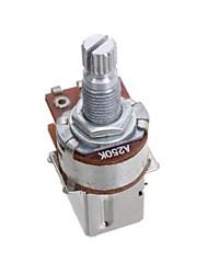 a250k Push-Pull-Gitarre Steuertopf Potentiometer Gitarren-Parts 10pcs / lot