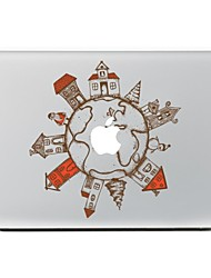 The House Design Decorative Skin Sticker  for MacBook Air/Pro/ Pro with Retina Display