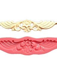 Redbud Flower Relief Lace Cake&Chocolate Molds