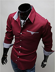 allen Herrenmode alle passenden einfarbigen Hemd