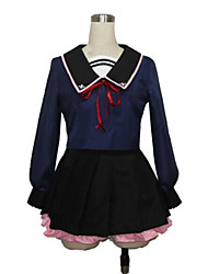 Kantai Collection Uzuki Cosplay Costumes