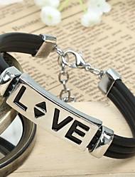 tina - mode coréenne bracelet en cuir populaire dans la vie quotidienne