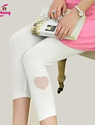 RanSheng Pregnant women with adjustable stomach tight pants