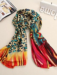 Women Silk Scarf , Vintage/Cute/Party/Work/Casual
