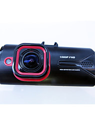 "Novatek NT96650 2.7"" 170 Degree Car DVR Black box camcorder with H.264 G-sensor"