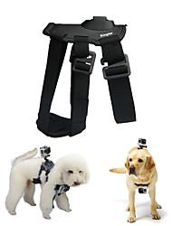 Kingma проводка собаки грудь принести ремень для крепления на GoPro героя 4/2 / 3/3 + / sj4000 -черный