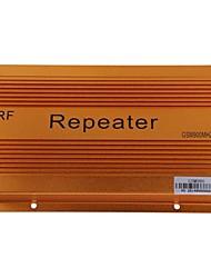 gain élevé signal de mobile 70db gsm980 de 900mhz rappel répéteur couverture amplificateur 2000m²