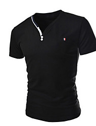 Barton Men's Sheath Fashion T-Shirt