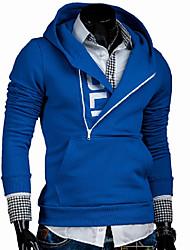 Hoodie dos homens Bigman causais fashion moda