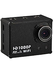 RICH HD SPORTS CAMERA 1080P HD 60 FPS SUPPORT WIFI FUNCTION 170°WIDE ANGLE LENS