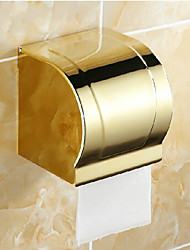 Neoclassical Ti-PVD Wall Mounted Toilet Paper Holders