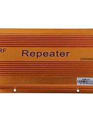 gain élevé signal de mobile 70db cdma980 850MHz rappel répéteur couverture amplificateur 2000m²