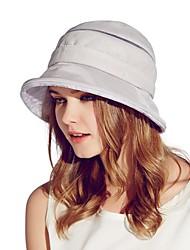 Kenmont femmes d'été de ressort dame élégante chapeau extérieur du godet de vacances sertissage large plage de bord soleil bouchon 3176