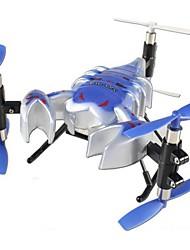 (Scorpion Can Fly)YD713 Drone 4CH 2.4G RC Fantatic Radio Control Aerocraft
