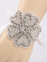 The High-end Luxury Vintage Rhinestone Bracelet Jewelry