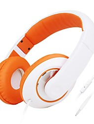 headphones Wired Headphones (Headband) With Microphone/DJ/Gaming/Sports/Hi-Fi/Monitoring forMedia Player/Tablet/Mobile