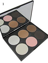 Danni®12 Normal Eyeshadow Shimmer/Mineral Powder